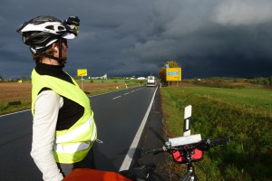 Fahrradtour, Simon Schnetzer