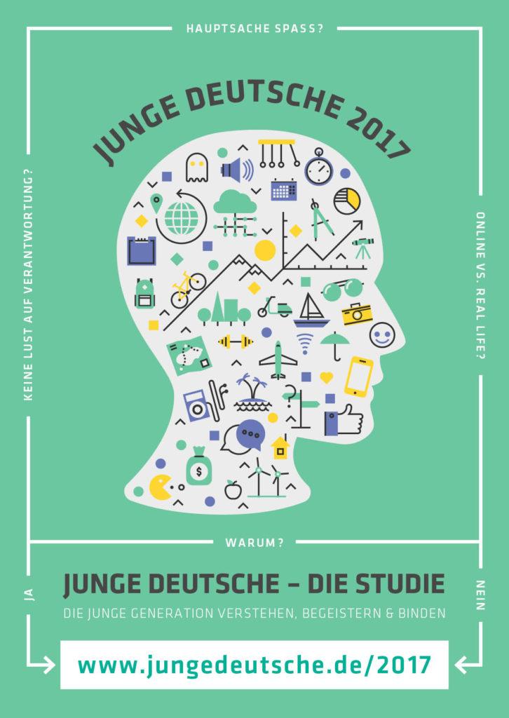 Junge Deutsche 2017 – die Studienergebnisse